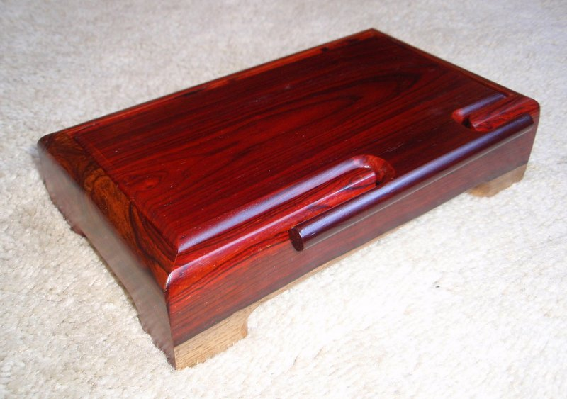 Larger wide box with long handle