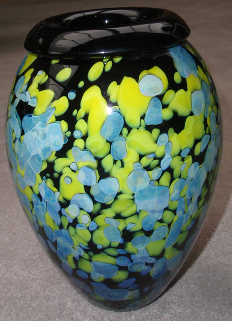 Sunny Waters Vase